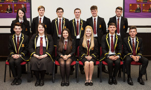 School Captains 2014